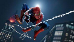 Nouveaux détails sur Spider-Man Remastered de Marvel