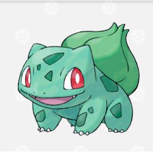 Icône Bulbasaur