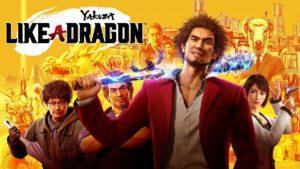 Exigences des mises à jour SEGA pour Yakuza: comme un dragon sur PC