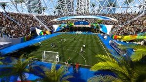 FIFA 21 révèle tous les clubs, ligues et stades du jeu