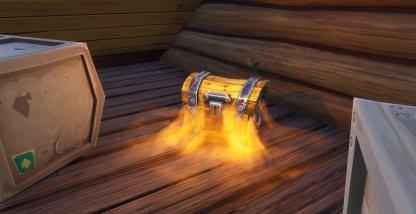 Fouiller des coffres dans des puits instables ou dans un pavillon solitaire (semaine 8)