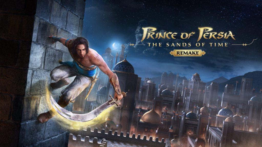 Le remake de Prince of Persia: The Sands of Time est désormais officiel