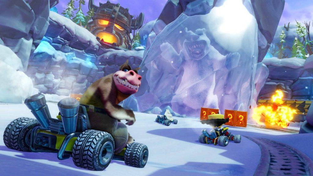 Les créateurs de Crash Team Racing Nitro-Fueled travaillent déjà sur un nouveau jeu