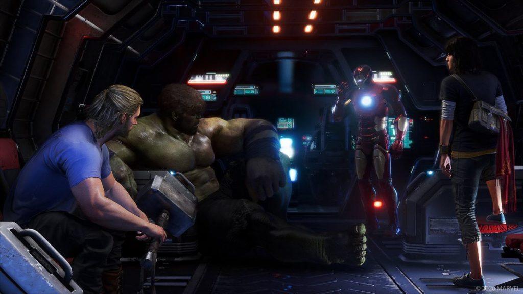 Marvel & # 039; s Avengers révèle le prix de ses micropaiements