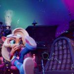 Nouveau jeu Crash Bandicoot 4: It's About Time dans sa bande-annonce de lancement