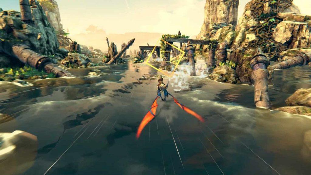 Panzer Dragoon: Remake confirmé pour la sortie PS4, Steam et GOG