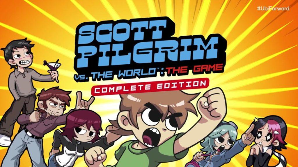 Scott Pilgrim c. The World: The Game – Édition complète chez Ubisoft Forward