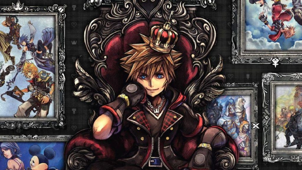 Square Enix travaille déjà sur le nouveau grand Kingdom Hearts