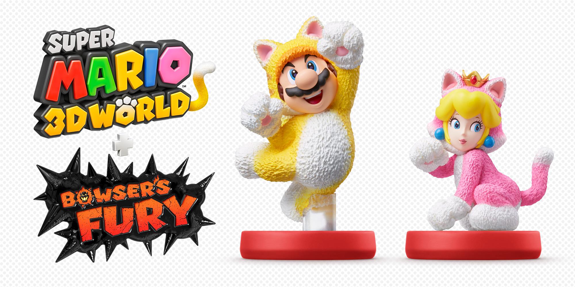 Super Mario 3D World + Bowser & # 039; s Fury annoncé sur ...