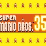 Super Mario Bros.35 annoncé avec un PvP à 35 joueurs