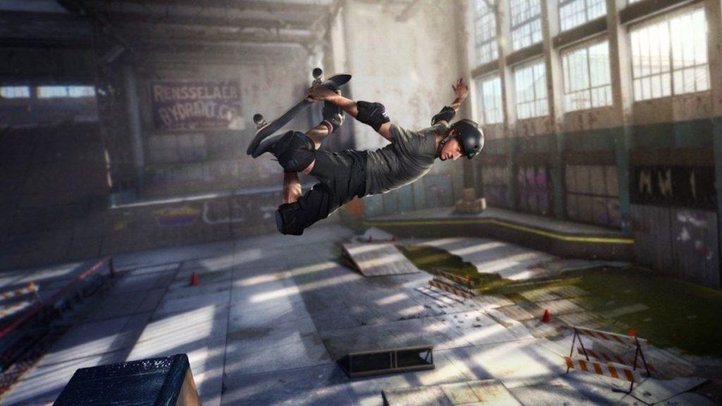 Tests de Tony Hawk & # 039; Pro Skater 1 + 2 pour PS4, Xbox One et PC