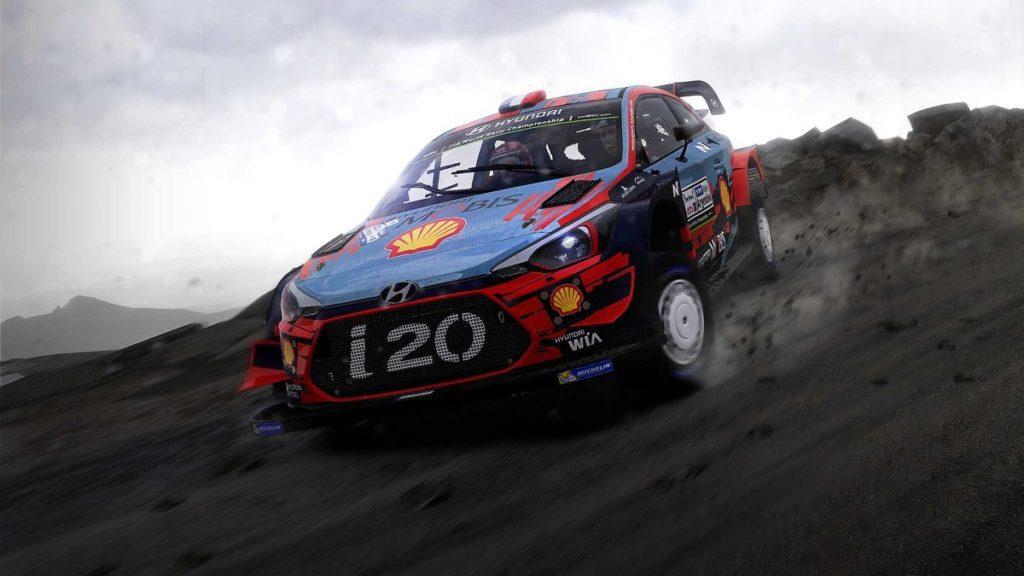 Tests de WRC 9 pour PS4, Xbox One et PC