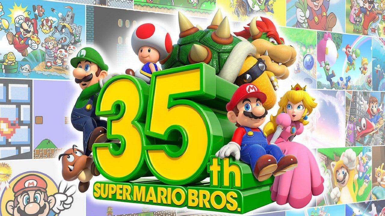 Tout est annoncé dans le 35e anniversaire direct de Super Mario Bros.