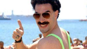 Borat 2 a été secrètement tourné et fait ses débuts ce mois-ci sur Prime Video