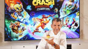 Crash Bandicoot 4: le chef espagnol Paco Roncero partage la recette des fruits Wumpa