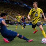 Les ventes de FIFA 21 UK sont principalement numériques pour la première fois dans la franchise