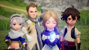 Bravely Default 2 retarde sa sortie sur Nintendo Switch