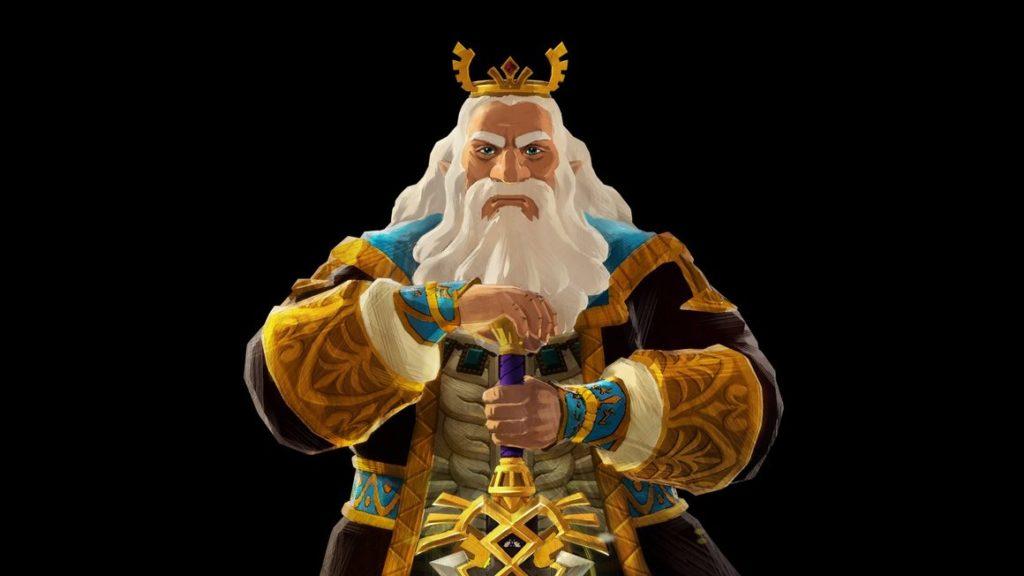 Hyrule Warriors: La era del cataclismo présente un Hestu, Kohga y al Rey de Hyrule