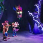 Crash Bandicoot 4: ils découvrent un logo mystérieux qui pourrait anticiper le prochain match