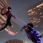 Marvel & # 039; s Spider-Man: Miles Morales est utilisé pour recréer certaines scènes de Spider-Man: un nouvel univers