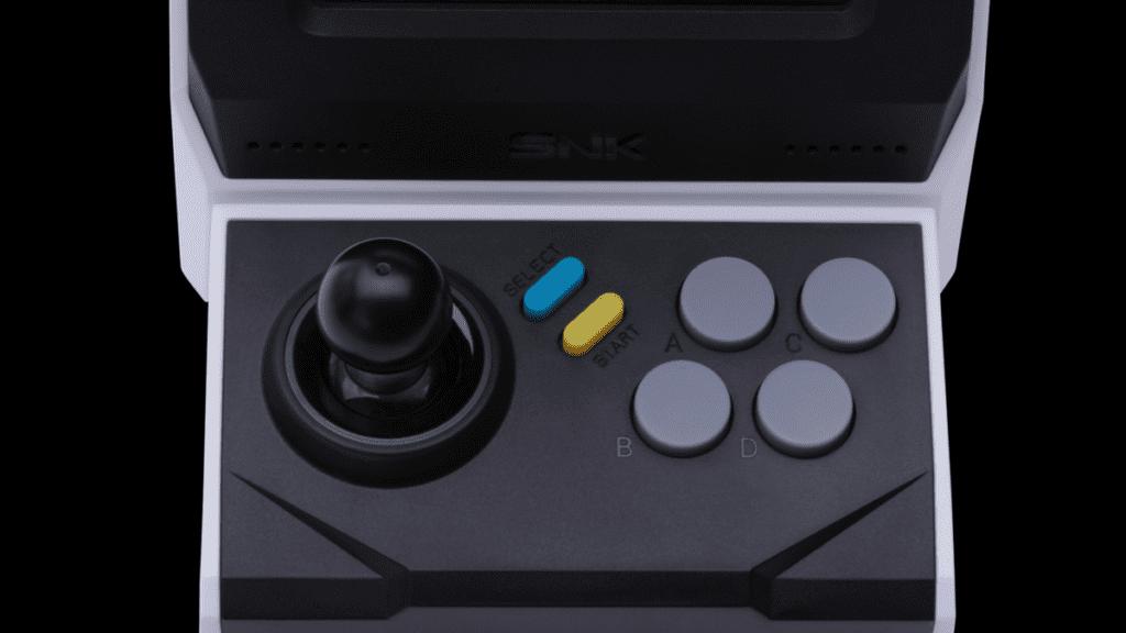 SNK lancera une nouvelle console en 2021