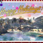 Mise à jour de GTA Online et Red Dead Online avec du contenu de Noël