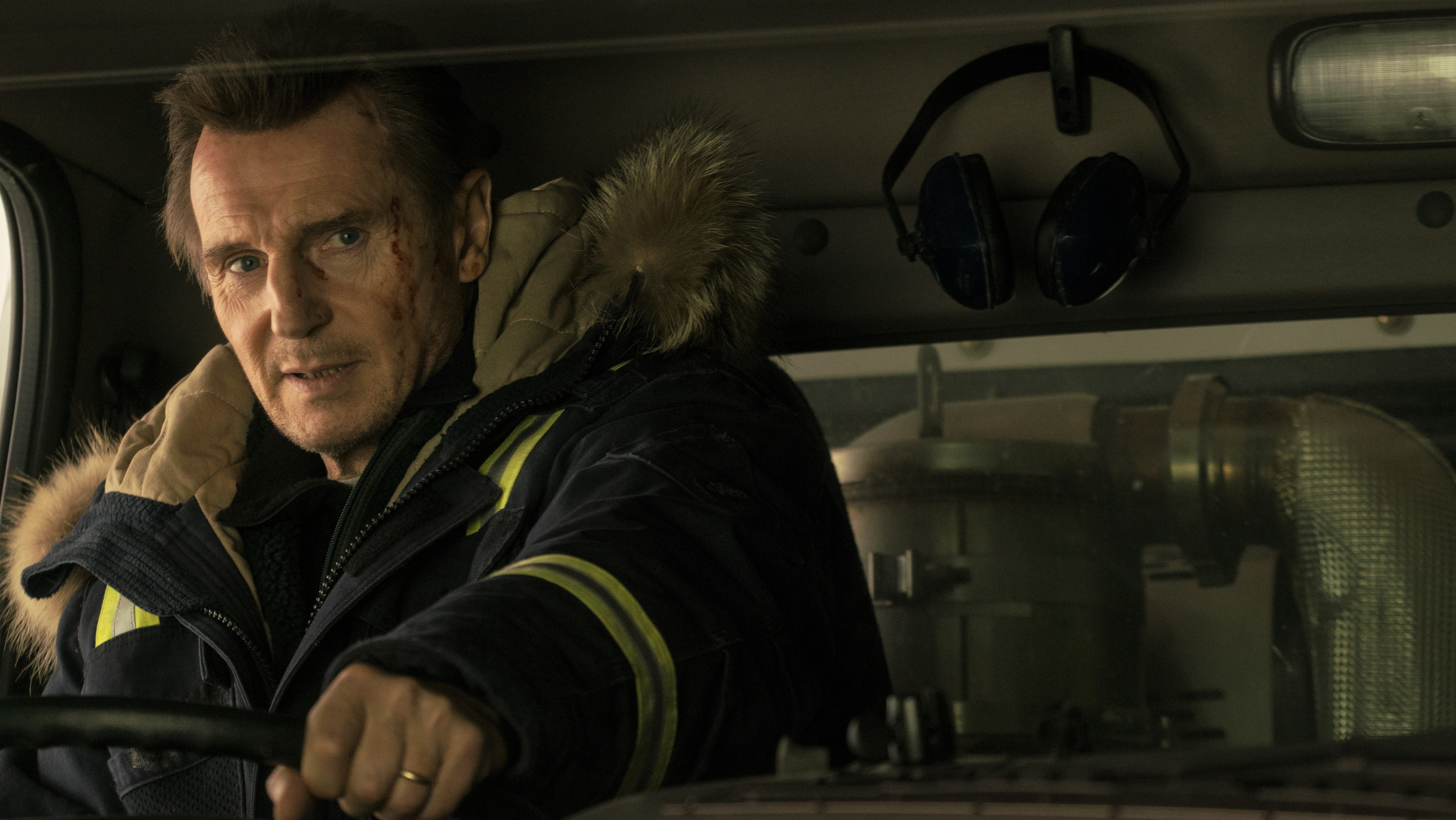 Cold Pursuit Images