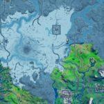 Fortnite: une carte montre les endroits les plus dangereux