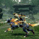 Monster Hunter Rise n'aura pas les problèmes de performances présents dans la démo de Nintendo Switch selon Capcom