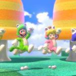Super Mario 3D World + Bowser & # 039; s Fury offrira une coopération pour 4 sur les niveaux de Captain Toad