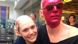 Wandavision: Mark Ruffalo célèbre la première avec des photos hilarantes inédites d'Elizabeth Olsen et Paul Bettany