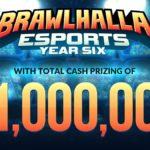 Ubisoft présente le programme Brawlhalla Esports 2021