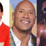 Young Rock signe son Vince McMahon et Randy Savage des années 80