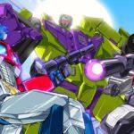 Transformers pour obtenir une nouvelle série avec Nickelodeon et Entertainment One