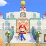 Animal Crossing New Horizons Les joueurs construisent des constructions spectaculaires avec des objets Super Mario