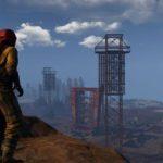Les premières minutes de jeu de Rust sur PS4 et Xbox One