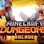 Minecraft Dungeons aura sa propre machine d'arcade
