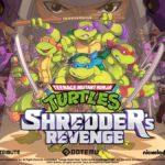 Teenage Mutant Ninja Turtles: Shredder's Revenge annoncé sur consoles et PC