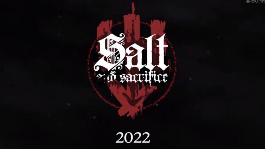 Salt and Sacrifice, la suite de Salt and Sanctuary, annoncé au Summer Game Fest 2021