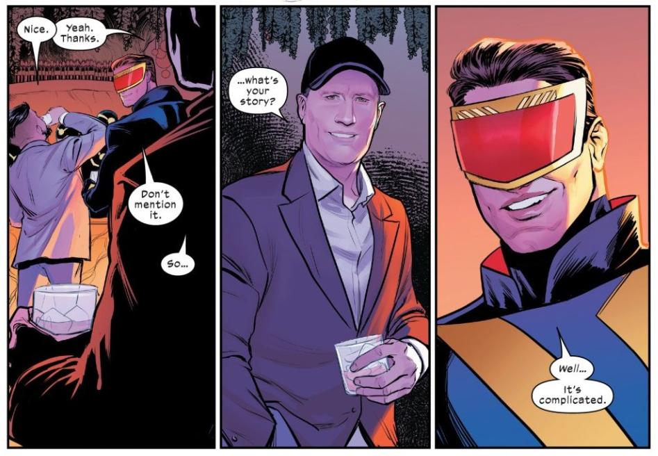 Crédit image : Marvel Comics