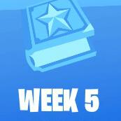 Icône du défi de la semaine 5