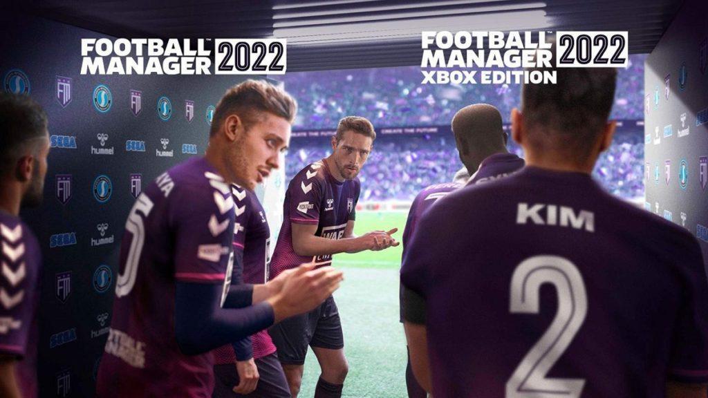 Football Manager 2022 arrive sur Xbox Game Pass le jour même de sa sortie